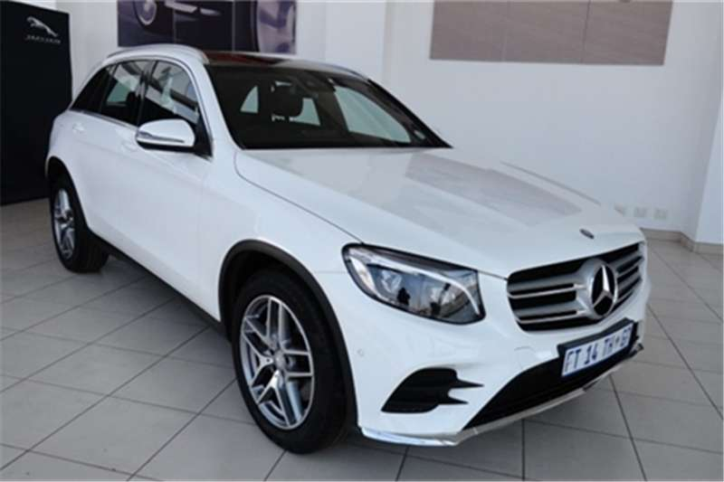 Mercedes Benz GLC 250d 4Matic AMG Line 2017