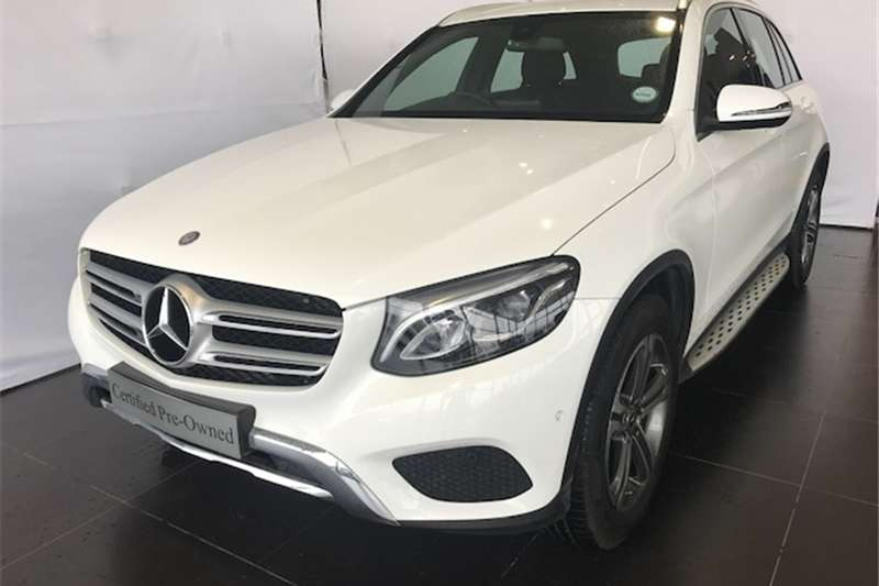 Mercedes Benz GLC220d OFF ROAD 2017