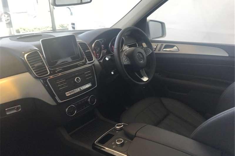 Mercedes Benz GLE 250d 2017