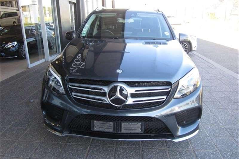 Mercedes Benz GLE 400 2016