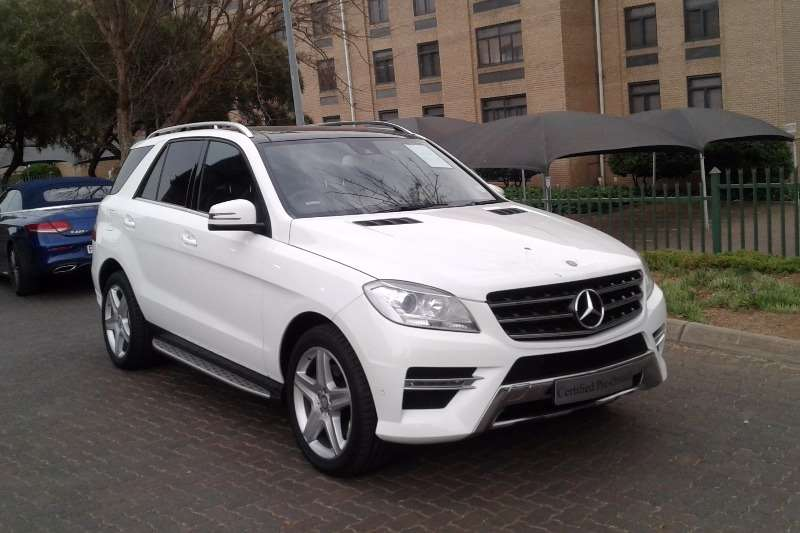 Mercedes Benz ML 250 BlueTec 2014