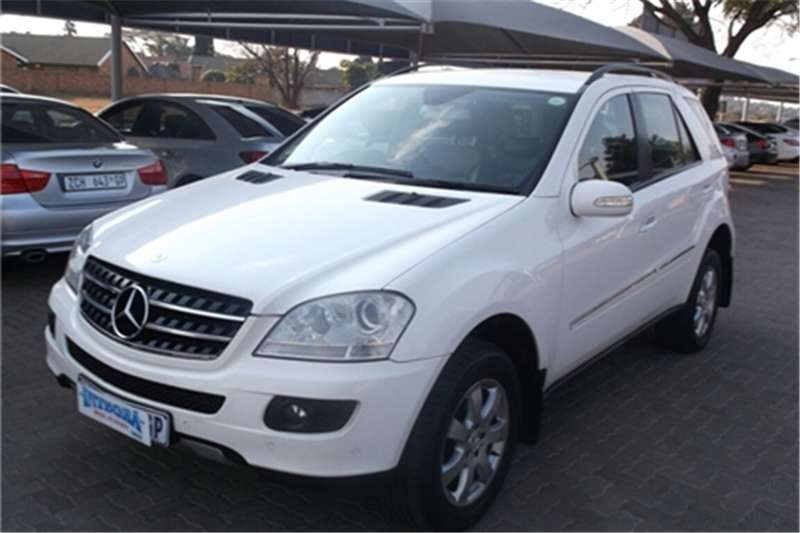 Mercedes Benz ML 350 2006