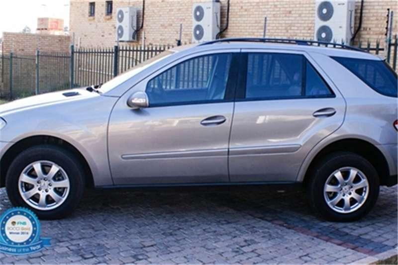Mercedes Benz ML 350 2007