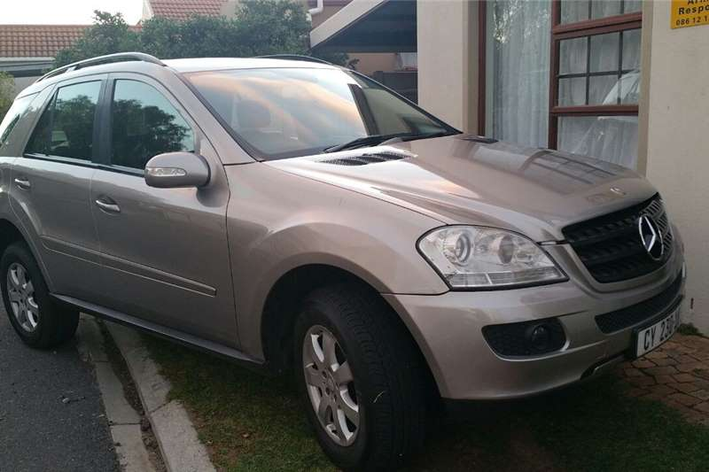 2008 mercedes benz ml 350 crossover suv petrol awd for Mercedes benz ml 2008 for sale