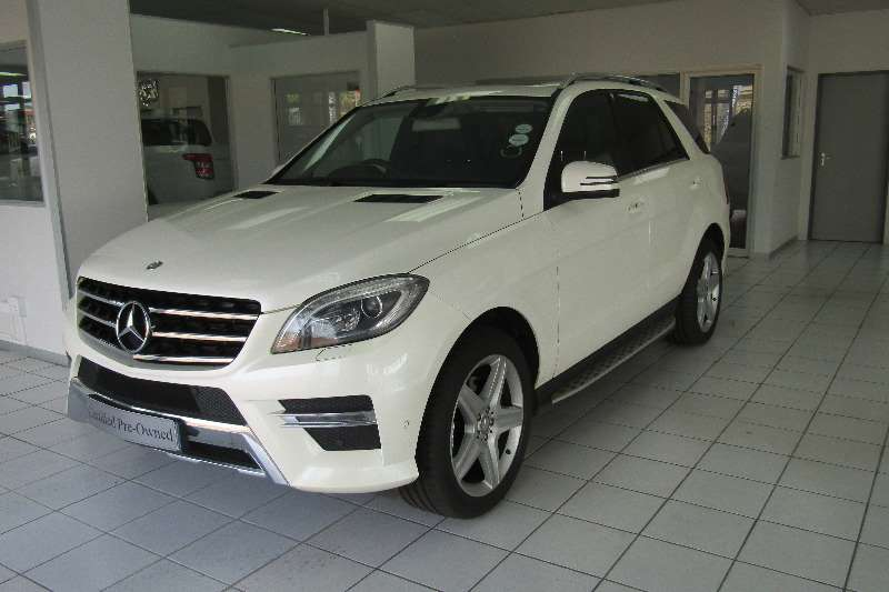 Mercedes Benz ML 350 BlueTec 2012