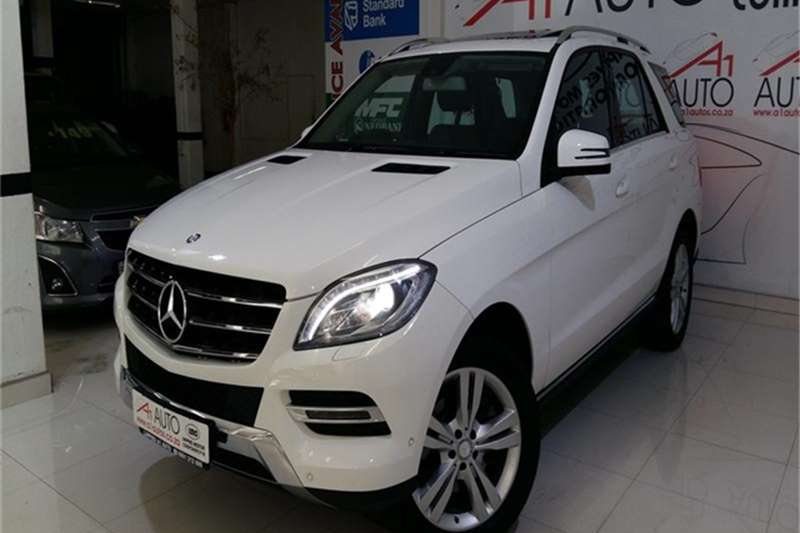 2014 mercedes benz ml 350 bluetec crossover suv awd cars for sale in gauteng r 699 000. Black Bedroom Furniture Sets. Home Design Ideas