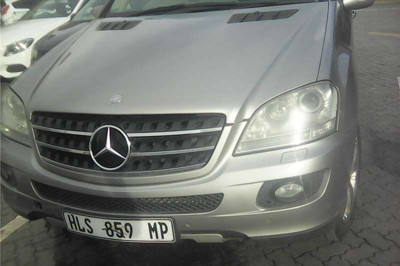 2006 mercedes benz ml 500 amg sports crossover suv awd for Mercedes benz ml 2006 for sale
