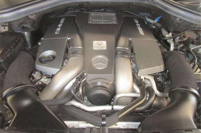 Mercedes Benz ML 63 AMG Premium Edition 2014