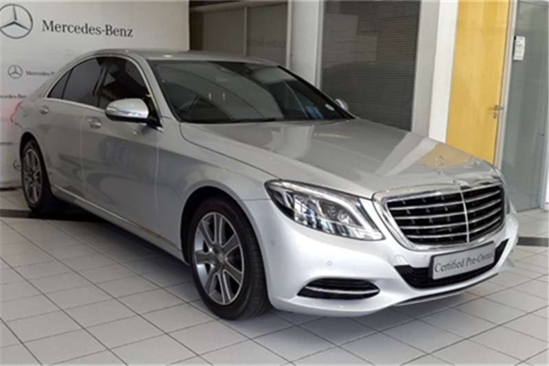 2014 Mercedes Benz S Class S350 BlueTec Cars For Sale In Western Cape | R  849 900 On Auto Mart