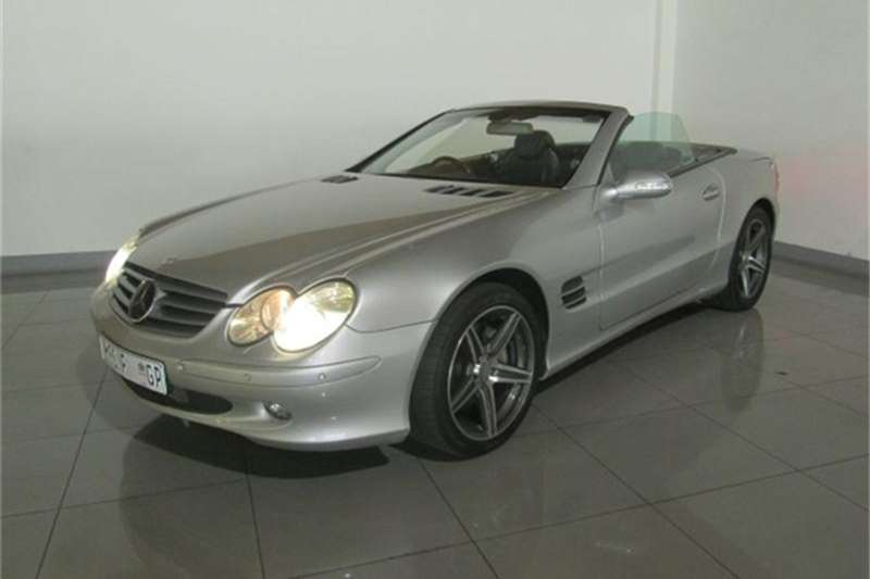 2002 mercedes benz sl 500 roadster cars for sale in gauteng r 289 950 on auto mart. Black Bedroom Furniture Sets. Home Design Ideas