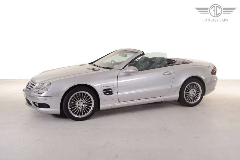 2002 mercedes benz sl 55 amg convertible rwd cars for for 2002 mercedes benz convertible