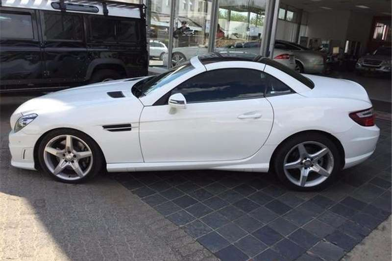 2014 mercedes benz slk 200 cars for sale in gauteng r 359 890 on auto mart. Black Bedroom Furniture Sets. Home Design Ideas