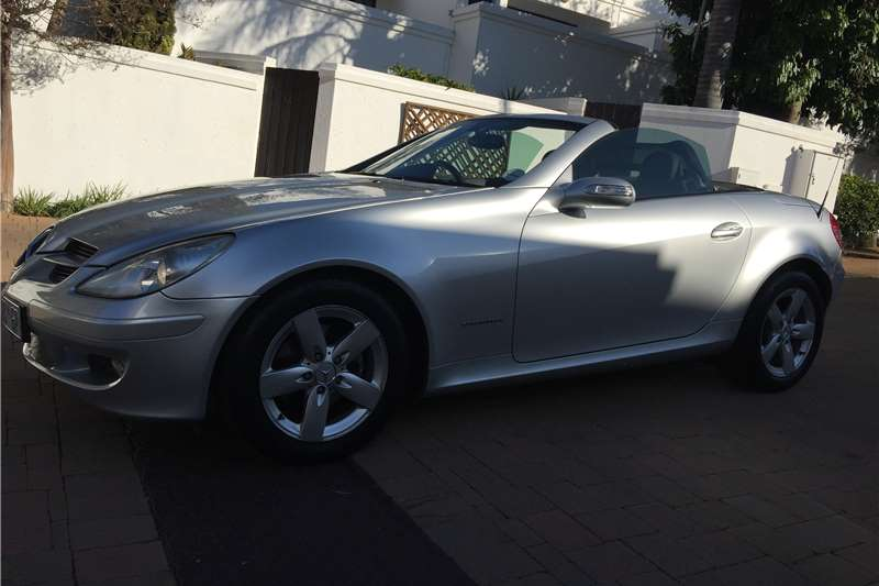 2005 mercedes benz slk 200 kompressor manual cars for sale. Black Bedroom Furniture Sets. Home Design Ideas