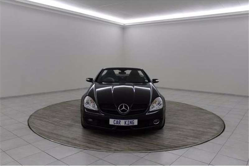 Mercedes Benz SLK 200 Kompressor Touchshift 2008