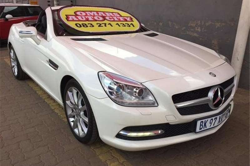 Mercedes Benz SLK 350 Grand Edition 2011