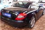 Mercedes Benz SLK 55 AMG 2006