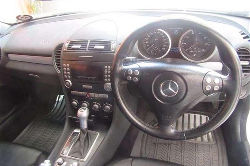 Mercedes Benz SLK SLK200 Kompressor Auto 2004