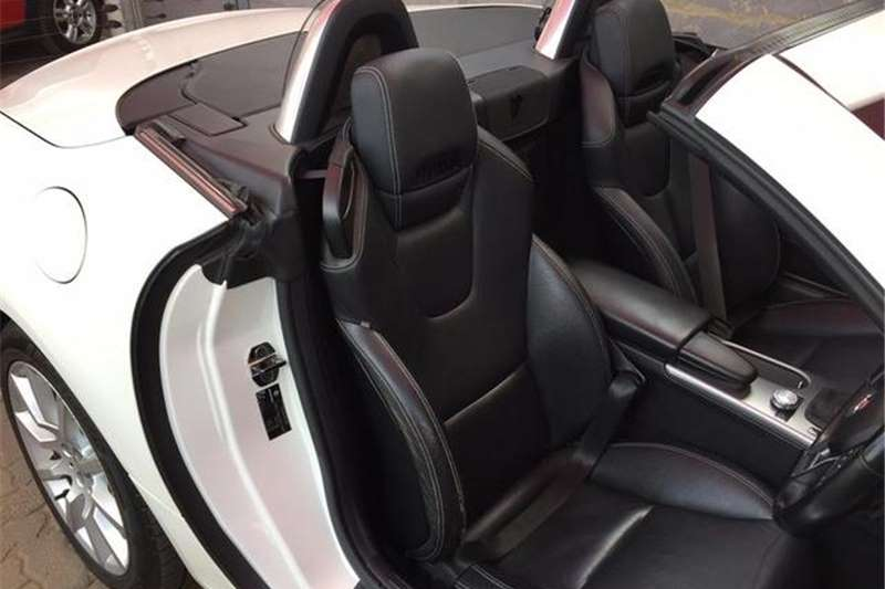 Mercedes Benz SLK SLK350 Grand Edition 2011