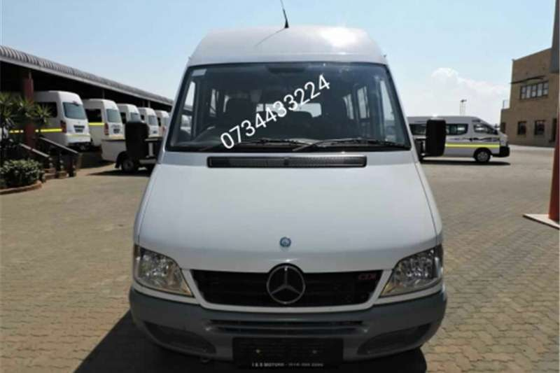 2010 mercedes benz sprinter 416 cdi 23 seater cars for for 2010 mercedes benz sprinter