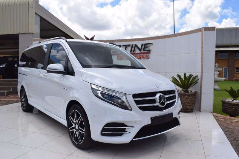 Mercedes Benz V Class V250 BlueTec Avantgarde 2018