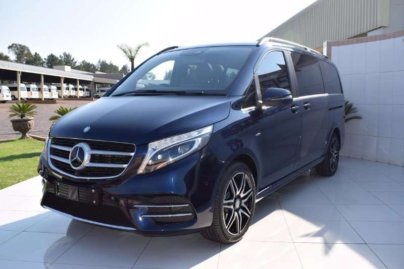 2017 mercedes benz v class v250d avantgarde multi purpose for Mercedes benz v class for sale