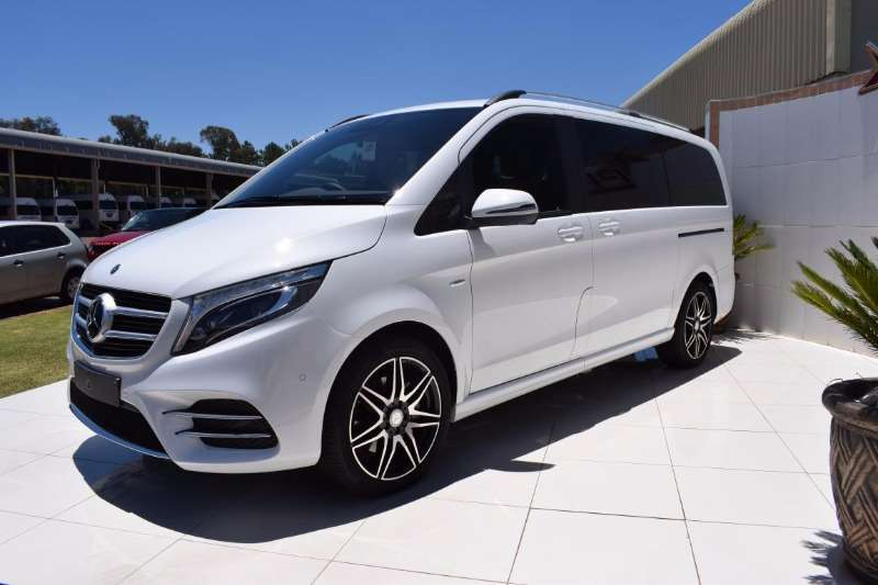 2017 mercedes benz v class v250d avantgarde multi purpose for Mercedes benz finance login