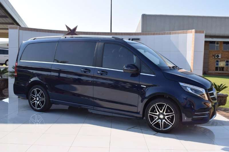 2018 mercedes benz v class v250d avantgarde multi purpose for Mercedes benz v class for sale