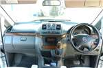 Mercedes Benz Viano Ambiente (Luxury Vito) 2006