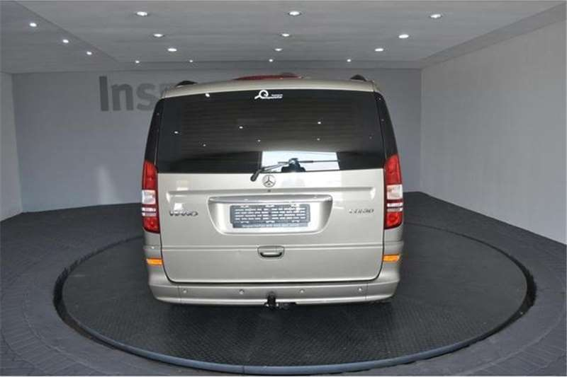 Mercedes Benz Viano CDI 3.0 Ambiente 2013