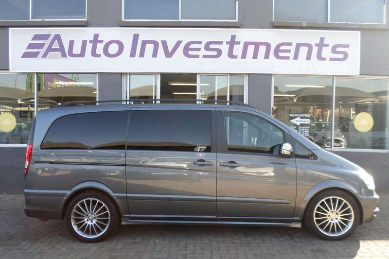 2013 mercedes benz viano cdi 3 0 avantgarde edition 125 multi purpose vehicle rwd cars for. Black Bedroom Furniture Sets. Home Design Ideas