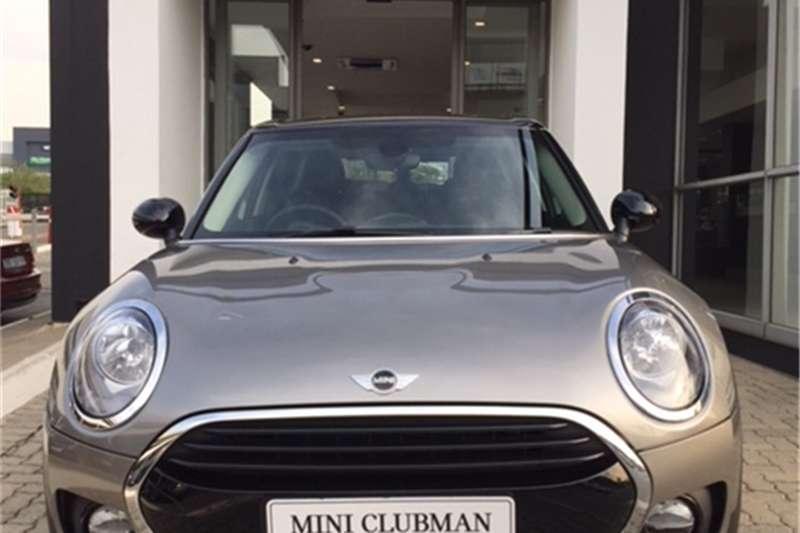 Mini Clubman Cooper  auto 2017