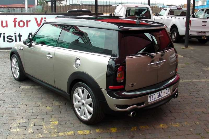 2008 mini clubman cooper s station wagon fwd cars for sale in gauteng r 124 900 on auto mart. Black Bedroom Furniture Sets. Home Design Ideas
