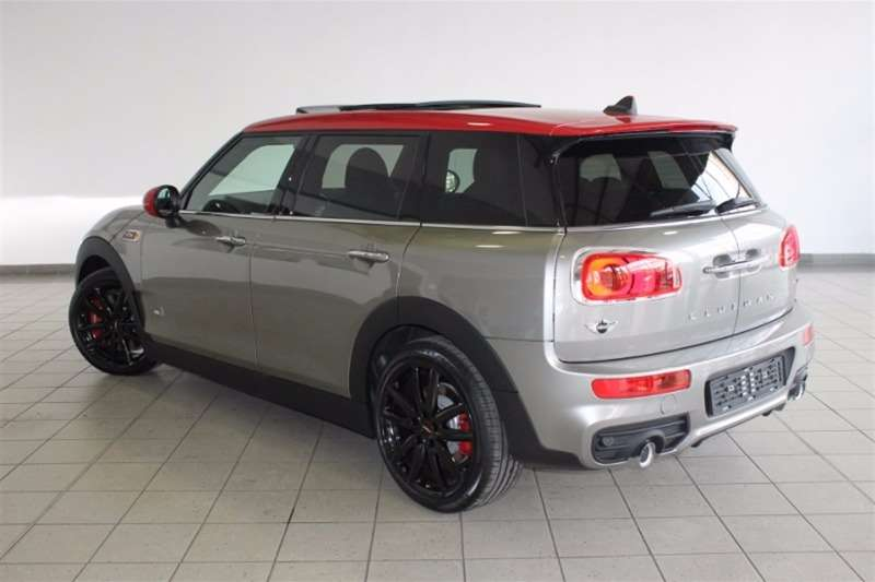 2017 mini clubman john cooper works all4 sports auto station wagon petrol awd automatic. Black Bedroom Furniture Sets. Home Design Ideas