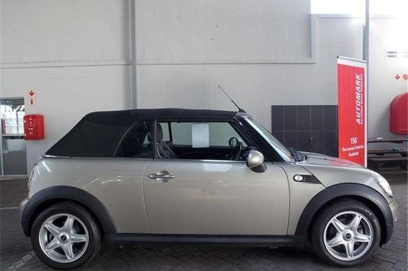 Mini Convertible Cooper 2010