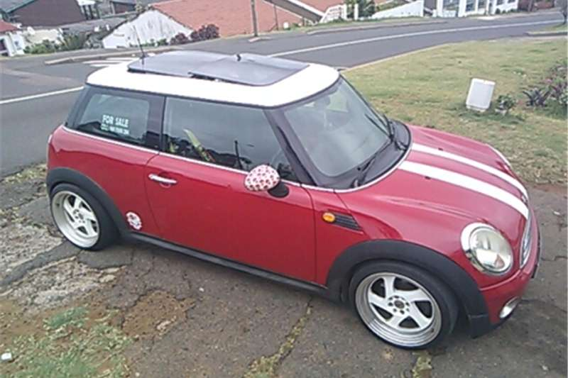 2007 mini cooper for sale cars for sale in kwazulu natal r 95 000 on auto mart. Black Bedroom Furniture Sets. Home Design Ideas