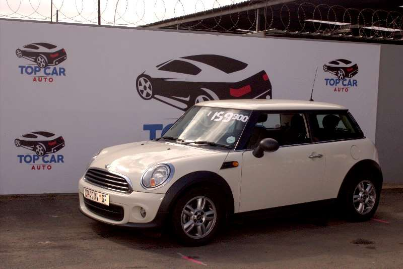2013 mini cooper one cars for sale in gauteng r 159 950 on auto mart. Black Bedroom Furniture Sets. Home Design Ideas