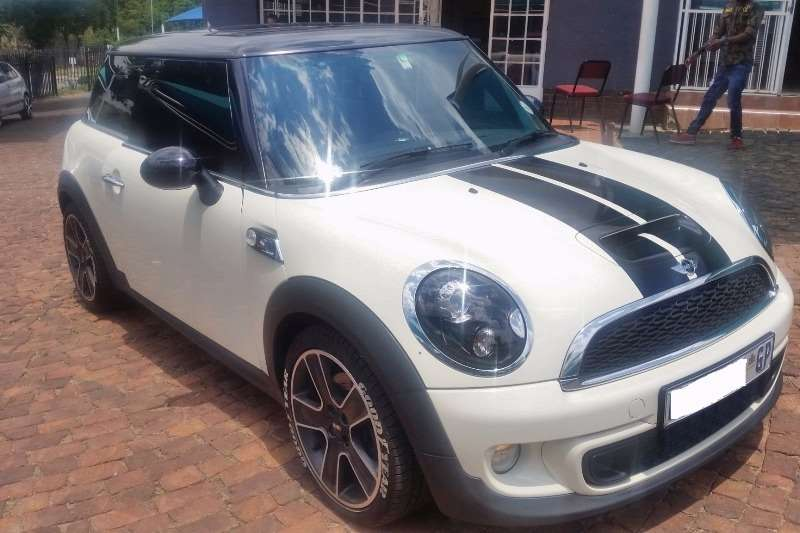 2014 mini cooper s cars for sale in gauteng r 179 950 on auto mart. Black Bedroom Furniture Sets. Home Design Ideas