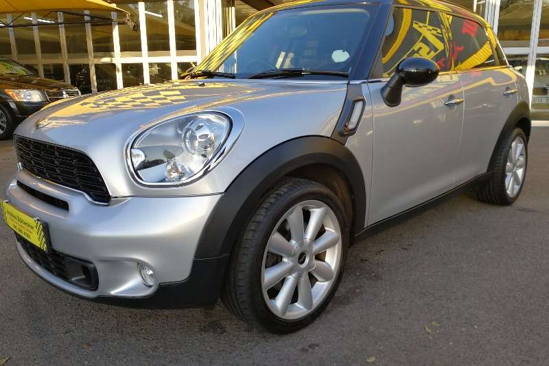 Mini Countryman Cooper S 2013