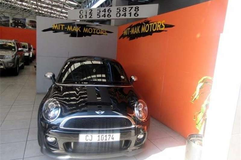 Mini Coupe Cooper S 2013