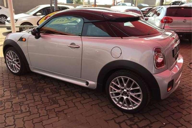 Mini Coupe John Cooper Works 2011
