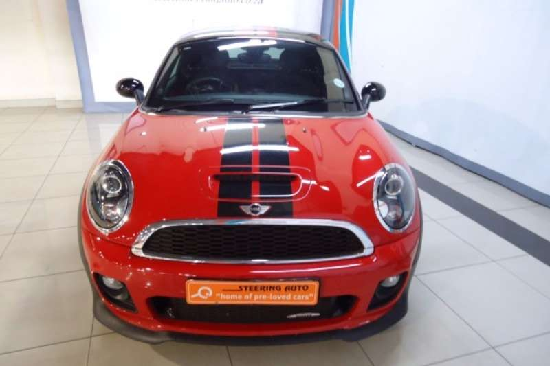 Mini Coupe John Cooper Works  auto 2014