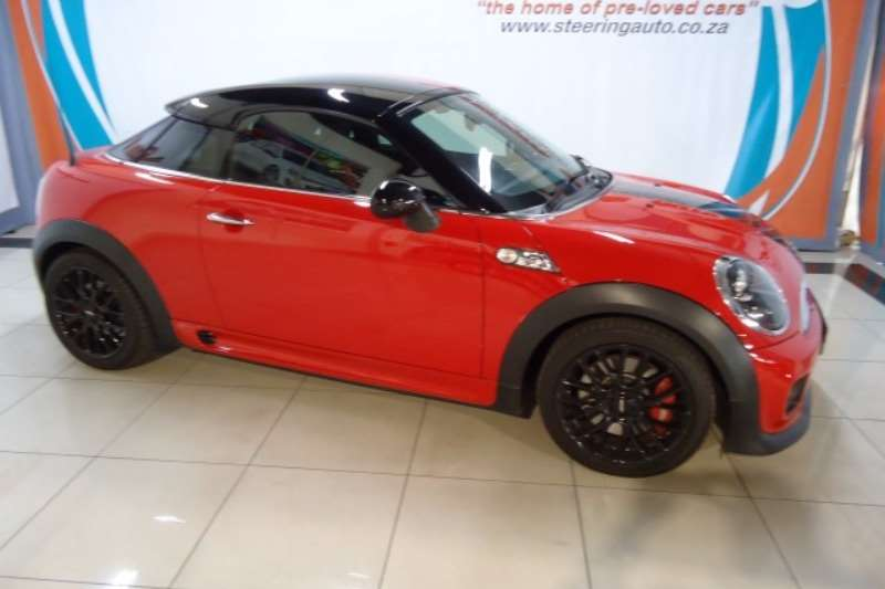 Mini Coupe John Cooper Works Coupe auto 2014