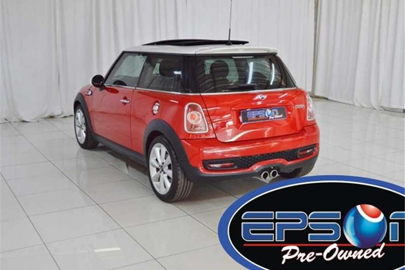 Mini Hatch Cooper S 2013