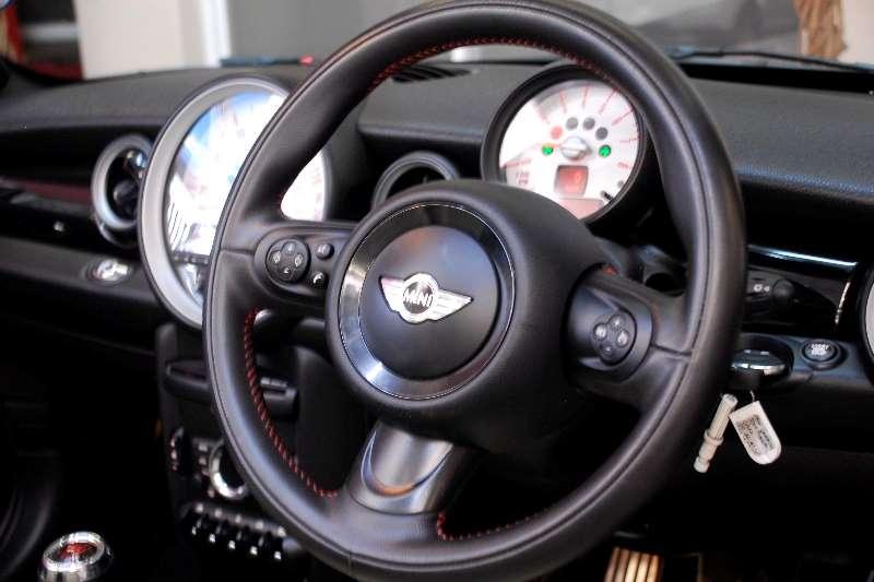 Mini Roadster Cooper  (John Cooper Works package) 2012