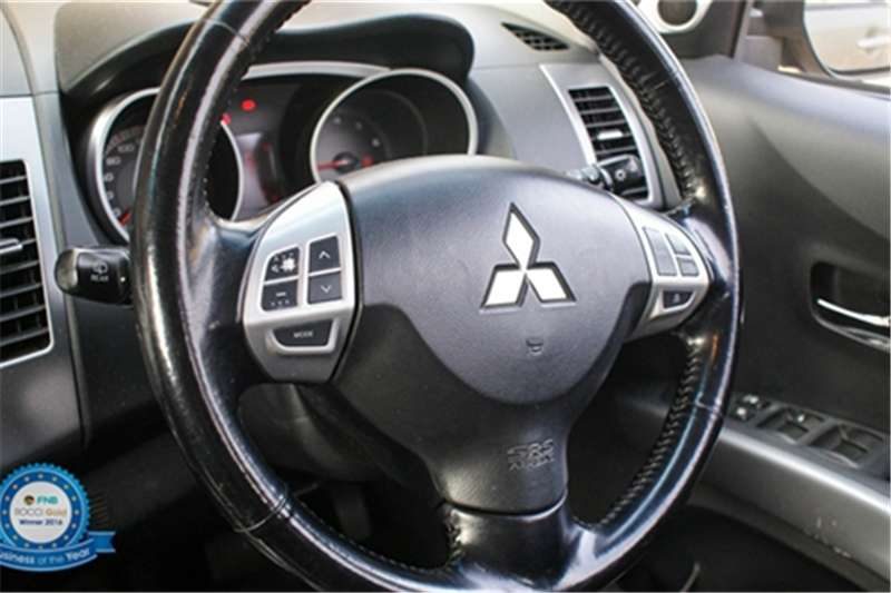 Mitsubishi Outlander 2.4 GLS 2008