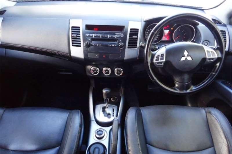 Mitsubishi Outlander 2.4 GLS 2010