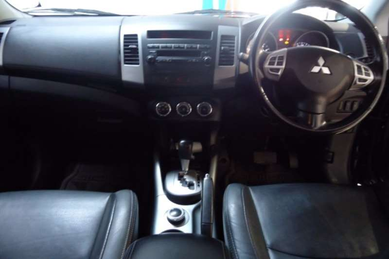Mitsubishi Outlander 2.4 GLS 2012