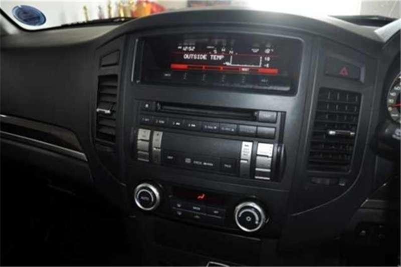 Mitsubishi Pajero 3 door 3.2DI D GLS 2013