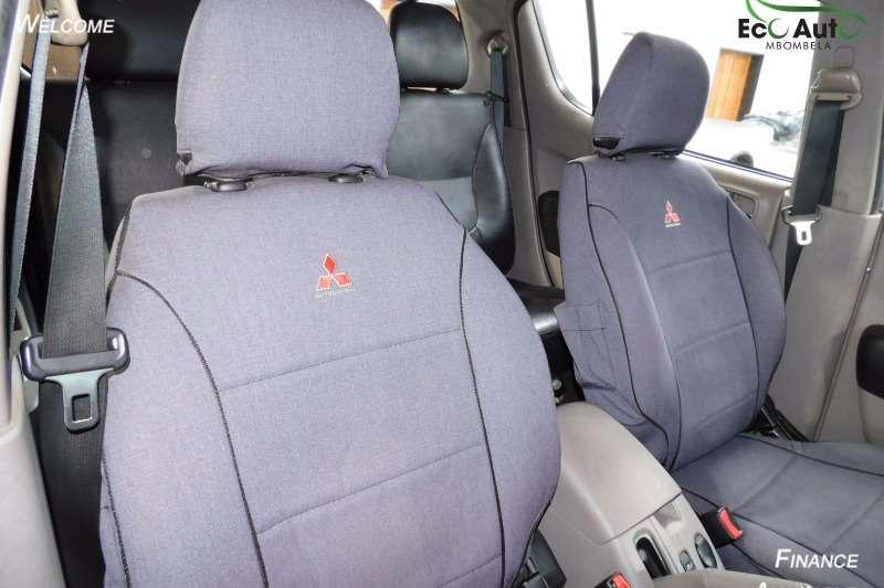 Mitsubishi Triton 2.4 double cab 2010