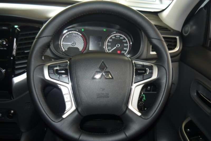 Mitsubishi Triton 2.4D 4x2 Auto 2017